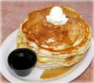 Full Stack- Buttermilk Pancakes or French Toast