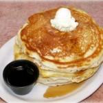 Gluten Free Pancake Short Stack