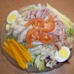 The Big Chef Salad