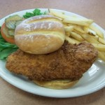 Grilled or Hand Breaded Fried Chicken Breast