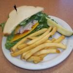 1/2 Deli Sandwich