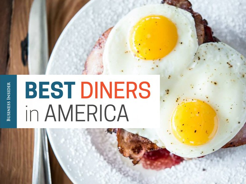 best diners in America